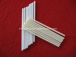 Insulation 99% Alumina Ceramic Rod pictures & photos