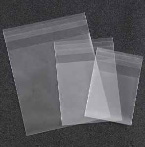 Clear Self-Adhesive Packaging Bags pictures & photos