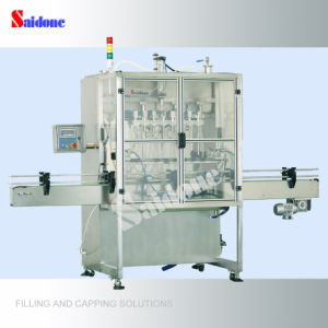 Automatic Gravity Filling Machine for High Foaming Product pictures & photos