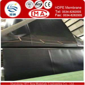 1.0mm/1.2mm/1.5mm HDPE Roofing Waterproof Membrane pictures & photos