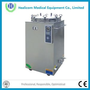 Hc-B100L Automatic Vertical Pressure Steam Sterilizer pictures & photos
