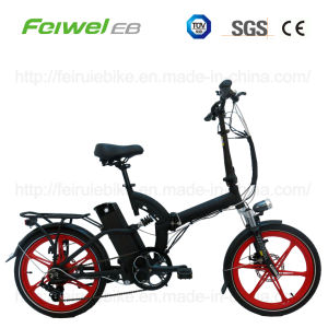Folding Electric Bicycle with TUV Certificate (TDN05Z) pictures & photos