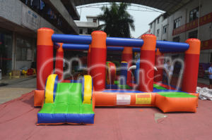 Hot-Selling Inflatable Bouncer Combo with Slide pictures & photos