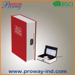 High Security Four Color Printing Book Safe Box (B-S04-MPC) pictures & photos