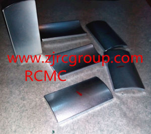 N40h Arch NdFeB Magnet Used in BLDC
