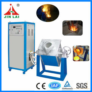 IGBT Metal Smelter for Melting 100kg Copper Bronze Brass (JLZ-70) pictures & photos