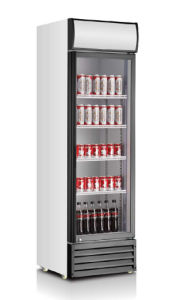 Beverage Display Cooler One Door with Ce, CB, RoHS pictures & photos