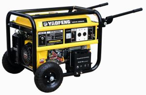 5000 Watts Portable Power Gasoline Generator with EPA, Carb, CE, Soncap Certificate (YFGC6500E2) pictures & photos