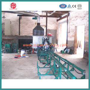Small Bronze Horizontal Continuous Casting Machine pictures & photos