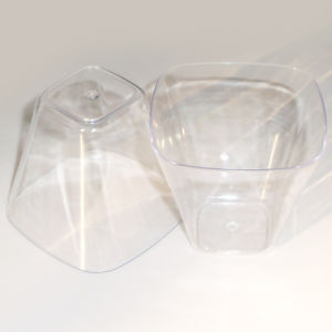Plastic Cup Disposable Cup Clear Cup 3.5 Oz pictures & photos