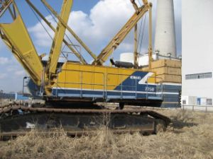 Used Crawler Crane Kobelco 150t, Used Crane 150t pictures & photos