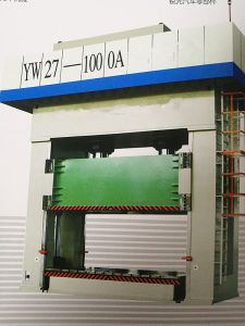 Yw 27 Single Acting Hydraulic Press pictures & photos