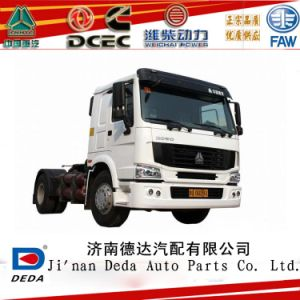 Sinotruk HOWO 6 Wheels 4X2 Mini Tractor Truck and Trailer