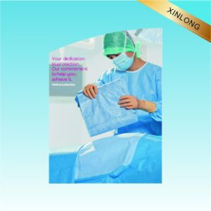Surgical Gown Use Nonwoven Fabric pictures & photos