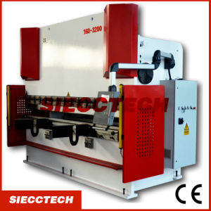 Metal CNC Press Brake Machine Folding CNC Machine with ISO & CE Certificate pictures & photos