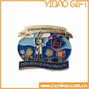Factory Custom Metal Pin Badge with Custom Logo (YB-p-017) pictures & photos