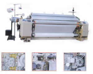 190cm Water-Jet Loom Plain Machine pictures & photos