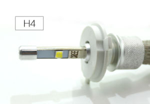 9600lm Super Slim All-in-One CREE LED H4 Car Headlight pictures & photos