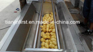 Sweet Potato Washer and Peeler pictures & photos