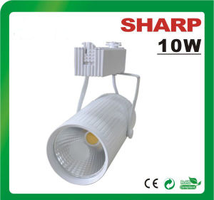 LED Lamp 10W Dimmable COB LED Track Light pictures & photos