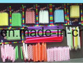 Birthday Party Stick Fluted Pillar Candle Making Maker Machine pictures & photos