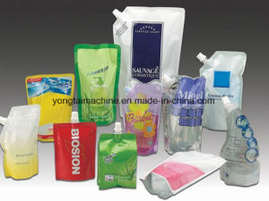 Multifunction Laminated Zipper Stand up Pouch Bag Making Machine pictures & photos