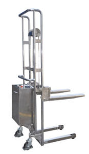 Stainless Electric Stacker (EFS. A; EJS. A) pictures & photos