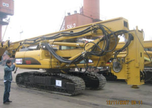 Original CAT Base TR250D Rotary Drill Rig pictures & photos