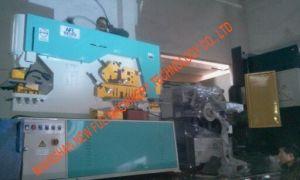 Hydraulic Iron Worker Q35Y Series