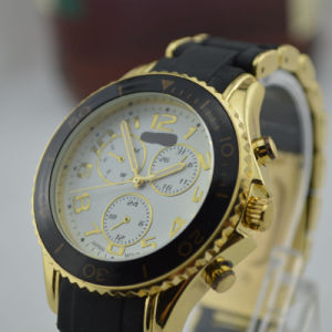 2014 Alloy Anolog Quartz Man Watch with Date Window, Stainless Steel Band (otba12)