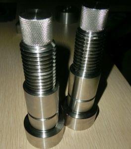 China Factory Metal Parts Precision Auto CNC Machining Part pictures & photos
