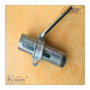 Galvanized Prop Nut/Scaffolding Prop Accessories Sleeve and Nut pictures & photos