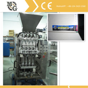 Narrow Pouch Filling Packing Machine pictures & photos