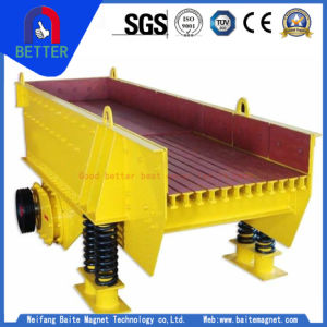 Zsw High Screening Efficiency /Rectilinear/Tailing Treatment /Sand Vibrating Screen with Factory Price pictures & photos