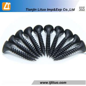 Black Phosphated Bugle Head Drywall Screws 3.5*25mm pictures & photos