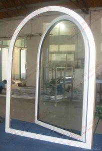Aluminium Arched Casement Window (BHA-CWA21) pictures & photos