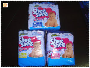 Shee Shee Disposable Baby Diaper pictures & photos