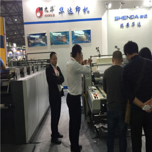 Semi-Auto Pneumatic Laminating Machine for Printing pictures & photos
