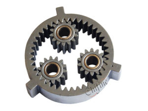 CNC Machined Part Powder Metallurgy Parts for Motorcycles pictures & photos