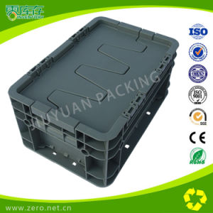 Spare and Acessory Parts Turnover Crates with Lid pictures & photos