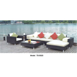 Patio Rattan Leisure Garden Modern Outdoor Dining Sofa Furniture