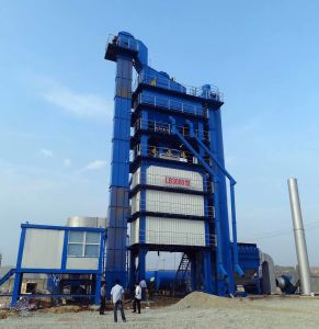 LB2000 Asphalt Mixing Plant with Integrated Finished Silo pictures & photos