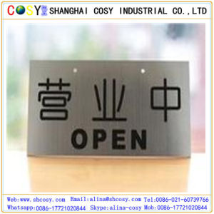ABS Double Color Board with High Adhesive for CNC Engraving pictures & photos
