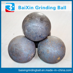 High Chrome Steel Grinding Media Ball for Mine & Cement