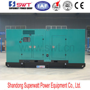 7.5kVA-550kVA Super Silent Generator Set with 23 Years Experience pictures & photos
