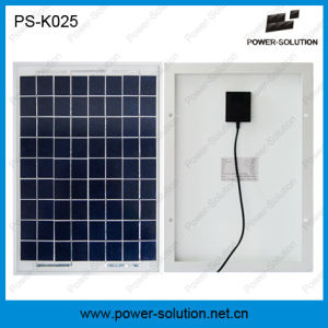 Solar Plug and Play Solar Kit with Mobile Solar Charger on Grid for Solar Canton Fair pictures & photos