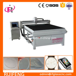 0.025mm/Min Cutting Precision Watch Glass Cutting Machinery (RF1312S) pictures & photos