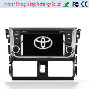 Car GPS Navigation for Toyota Vios 2014 DVD Player pictures & photos