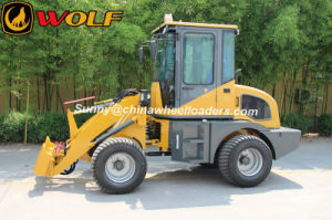 910k Hot Sale Front Loader with Attachments pictures & photos