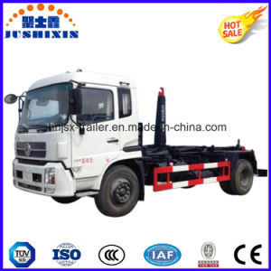High Quality Hydraulic Hook Lift System for Roll-off Garbage Refuse Truck pictures & photos